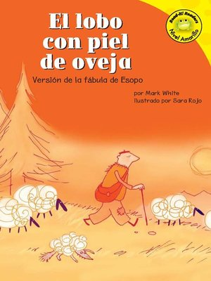 Click this cover for a(n) eBook sample of El lobo con piel de oveja.