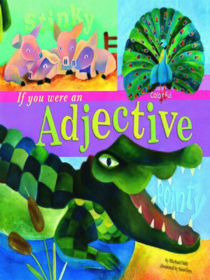 Click this cover for a(n) eBook sample of If You Were an Adjective.
