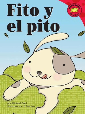 Click this cover for a(n) eBook sample of Fito y el pito.