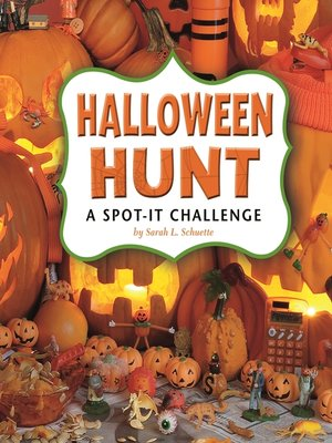 Click this cover for a(n) eBook sample of Halloween Hunt.
