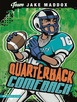 Click this cover for a(n) eBook sample of Quarterback Comeback.
