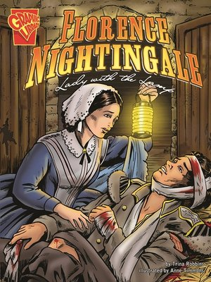 Click this cover for a(n) eBook sample of Florence Nightingale