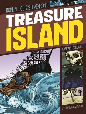 Click this cover for a(n) eBook sample of Treasure Island