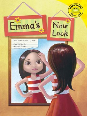 Click this cover for a(n) eBook sample of Emma's New Look