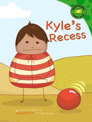 Click this cover for a(n) eBook sample of Kyle's Recess