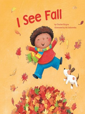 Click this cover for a(n) eBook sample of I See Fall