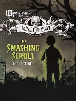 Click this cover for a(n) eBook sample of The Smashing Scroll.