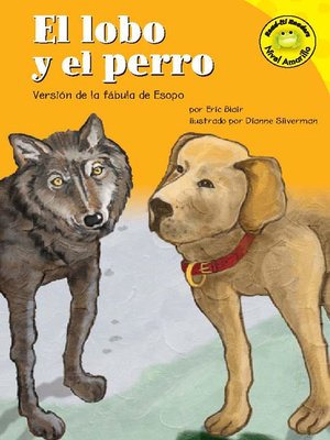 Click this cover for a(n) eBook sample of El lobo y el perro