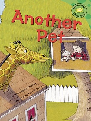 Click this cover for a(n) eBook sample of Another Pet.