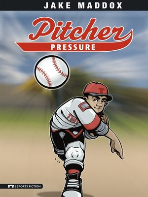 Click this cover for a(n) eBook sample of Pitcher Pressure.