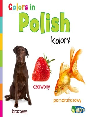 Cover of Colors in Polish