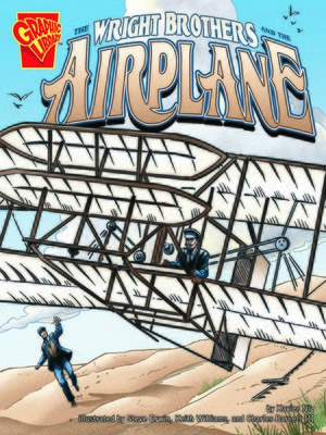Click this cover for a(n) eBook sample of The Wright Brothers and the Airplane.