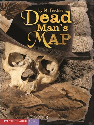 Click this cover for a(n) eBook sample of Dead Man's Map