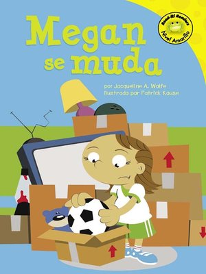 Click this cover for a(n) eBook sample of Megan se muda