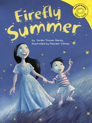 Cover of Firefly Summer