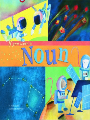 Click this cover for a(n) eBook sample of If You Were a Noun.