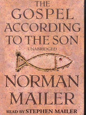 Click this cover for a(n) Audiobook sample of The Gospel According To The Son.