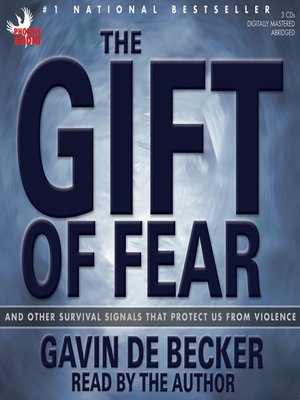 Click this cover for a(n) Audiobook sample of The Gift of Fear.