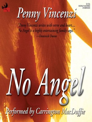 Click this cover for a sample of No Angel.
