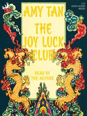 Cover of The Joy Luck Club