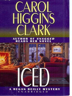 Click this cover for a(n) Audiobook sample of Iced.
