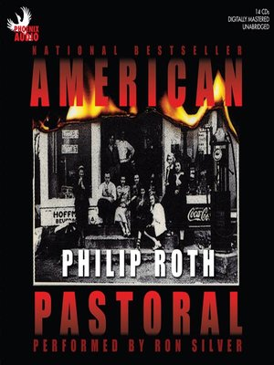 Click this cover for a(n) Audiobook sample of American Pastoral.