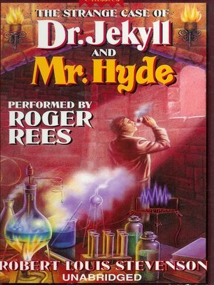 Click this cover for a(n) Audiobook sample of The Strange Case of Dr. Jekyll and Mr. Hyde.