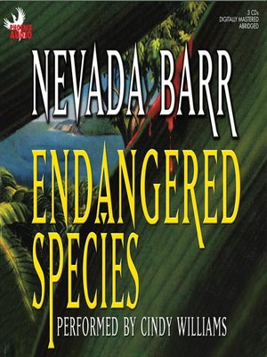 Click this cover for a(n) Audiobook sample of Endangered Species.