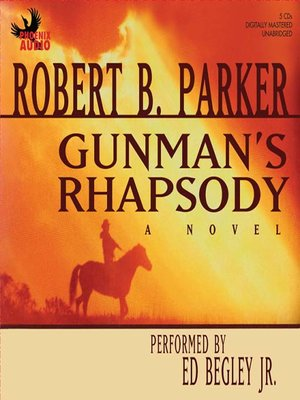 Click this cover for a(n) Audiobook sample of Gunman's Rhapsody.