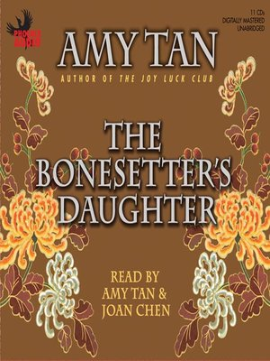 Click this cover for a(n) Audiobook sample of The Bonesetter's Daughter.