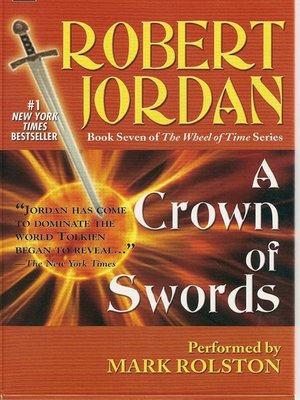 Click this cover for a(n) Audiobook sample of A Crown of Swords.