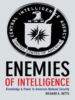 Click this cover for a(n) Audiobook sample of Enemies of Intelligence.