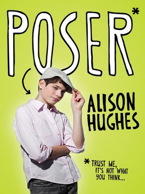 Click this cover for a(n) eBook sample of Poser.