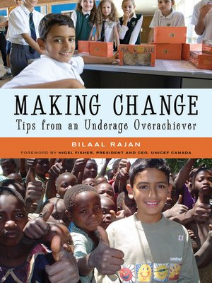 Click this cover for a(n) eBook sample of Making Change