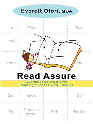 Click this cover for a(n) eBook sample of Read Assure.