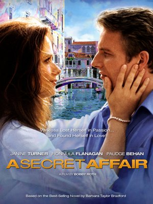 Cover of A Secret Affair