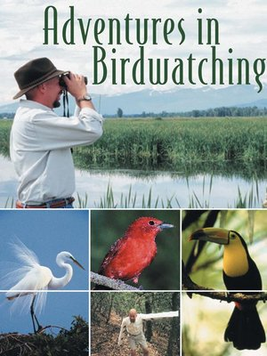 Cover of Adventures in Birdwatching