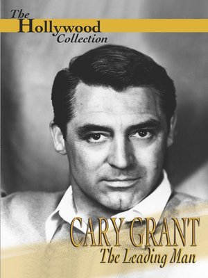 Click this cover for a(n) Video sample of Cary Grant.