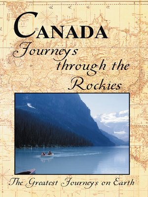 Click this cover for a(n) Video sample of Greatest Journeys: Canada.
