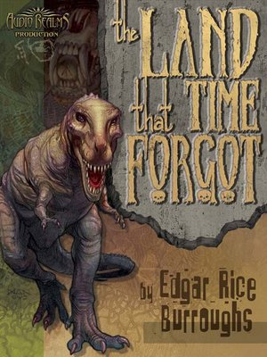 Cover of The Land that Time Forgot