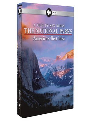 The National Parks: America's Best Idea: The Scripture of Nature