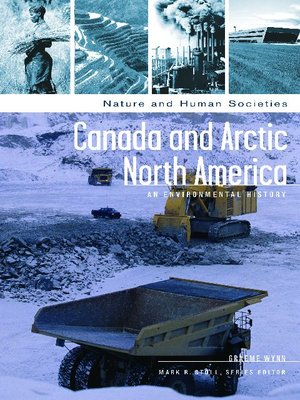 Click this cover for a(n) eBook sample of Canada and Arctic North America