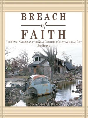 Click this cover for a(n) Audiobook sample of Breach of Faith.