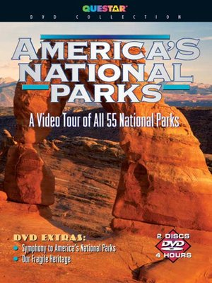 Cover of America's National Parks, Volume 2 of 2