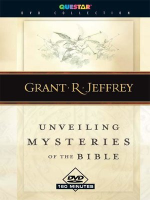 Click this cover for a(n) Video sample of Unveiling Mysteries of the Bible.