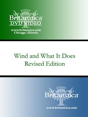 Click this cover for a(n) Video sample of Wind and What It Does.