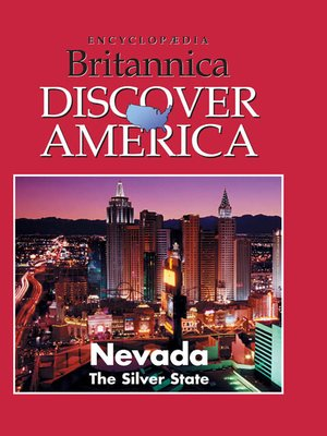 Click this cover for a(n) eBook sample of Nevada: The Silver State.