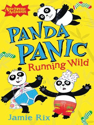 Click this cover for a(n) eBook sample of Panda Panic.
