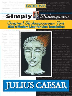 Click this cover for a(n) eBook sample of Julius Caesar