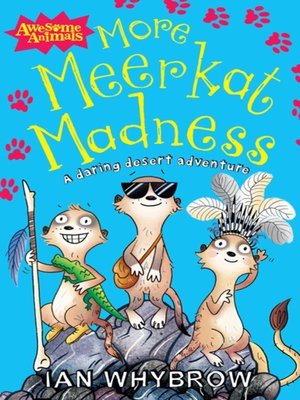 Click this cover for a(n) eBook sample of More Meerkat Madness